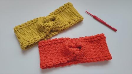 秋冬宽边发带,花样搭配超棉柔,不勒不紧温暖舒适