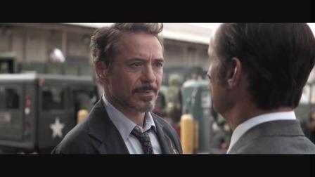 钢铁侠终于见到了父亲,听到了那句没说出口的话