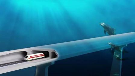 超越港珠澳大桥,中国又一跨海隧道完工,穿越8级地震带,攻克5项世界难题