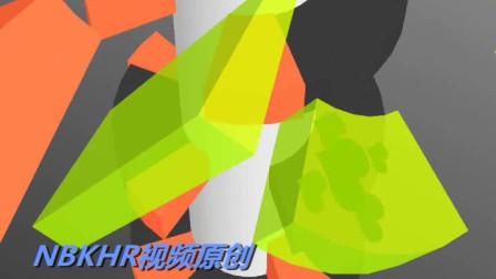NBKHR视频原创 手机游戏欢乐球球困难模式117 山栖谷饮