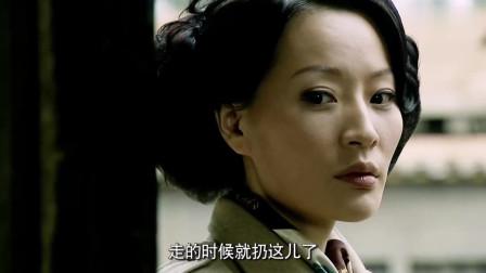 断刺:柳云龙处长居然也有弱点,美女特务长得好好看,心软掉了!