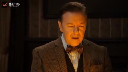 博物馆奇妙夜:馆长看到魔碑冒光,随后看到的场景让他傻眼了