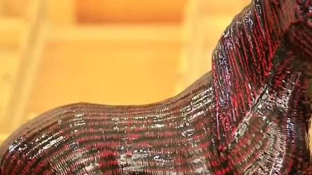 高手真是在民间,这个是我国的非物质遗产,竹编工艺