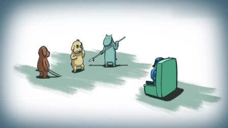 刺客伍六七:小狗唱歌,下秒就被老大发现破绽!