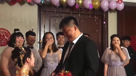 乡村爱情里的谢永强结婚了妻子比他小十二岁颜值不输给王小蒙