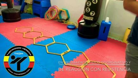 敏捷圈在竞技步伐、腿法辅助训练的应用