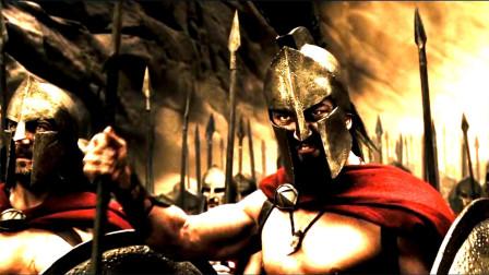 面对希腊的魔鬼军团,斯巴达人操刀就是干