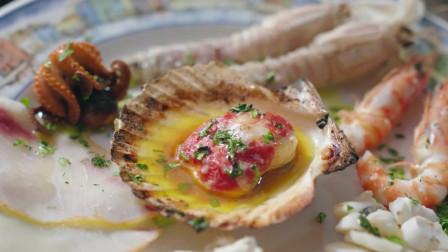 风味人间:艾氏滨螃蟹深受威尼斯人喜爱,看着娇小也有一番风味