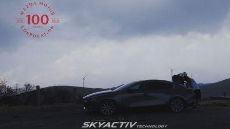 """""""次世代 马自达3""""我人生中第一辆Mazda(旅拍Vlog)"""