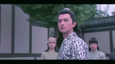 《隋唐英雄》李元霸跑到宇文成都府,非要找他打架,这李元霸真是