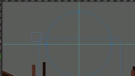 ps路径运算技巧视频:形状添加节点调整方向线变成圆角