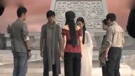 神话:胡歌说出两千年不出现的原因,居然是因为蒙面人!