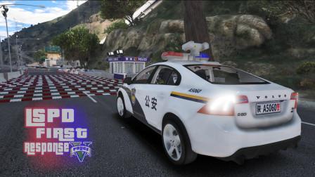 【伪】移轴摄影下的洛圣都交通你见过么 GTA5