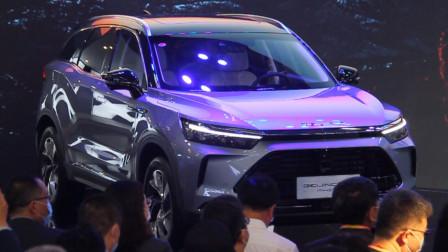 为品牌注入自信的卓越设计 BEIJING RADIANCE概念车全球首发