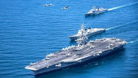 """美媒突然夸赞""""中国航母"""":技术超越美俄!却意外暴露野心?"""