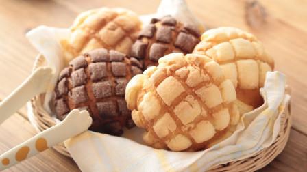 自制精致美味的巧克力网格面包,新奇趣味美食,一起来见识下!