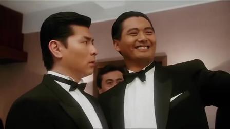 影视:赌神玩了一把牌,就除掉了内奸,让新加坡赌王坐牢