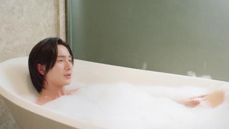 霸道总裁献出初吻,浴缸回忆情景满满都是有没有出丑