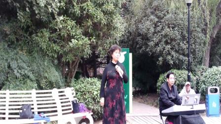 西苑公园胡红报曲剧平台20200928节目02《卖娘》选段