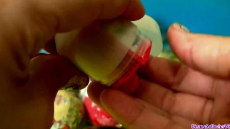 小熊维尼愤怒的小鸟25个奇趣蛋