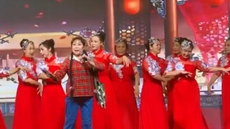 梁延琴新乡市优秀戏友演绎《朝阳沟》选段