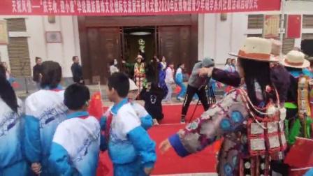 天祝风情——华锐藏族服饰文化展在金川区博物馆隆重开展