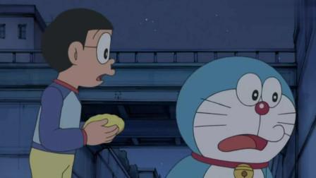 哆啦A梦:大雄分析出,吸血鬼怕菠萝面包