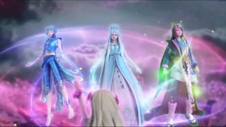 冰公主身边不缺守护神!颜爵只是个小跟班,她呵护的更仔细!