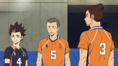 排球少年 第四季 稻荷崎重新掌控比赛节奏,翔阳他们可以完成翻盘吗?