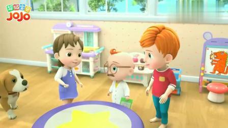 超级宝贝:哥哥真厉害,体检是合格的,姐姐要继续努力呀