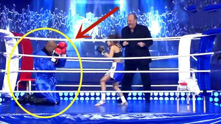 泰森这一跪,让多少人为之折服!不愧是网友心中唯一的拳王!致敬