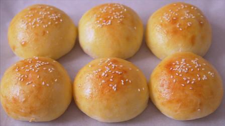 免揉土豆小面包,无蛋无奶无黄油,做法超简单,比外面买的还好吃