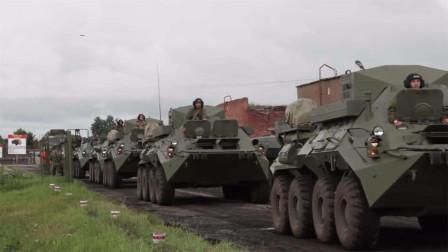 这才是美军头号对手,40个步兵师上万辆坦克,一周之内可集结完毕