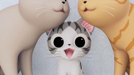 甜甜私房猫:小猫咪真的太棒了!