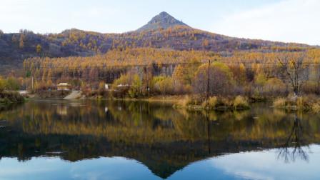 大兴安岭的秋天,随便走走都是风景,国庆期间来这里刚刚好