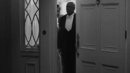 火车怪客:安妮来到宴会外问盖伊,他的妻子是不是和芭芭拉很相似