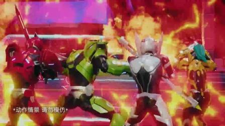 钢铁飞龙:深蓝为了救人,放弃攻击法尔,真是可惜