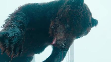 前哨基地:黑熊基地,全程爽爆