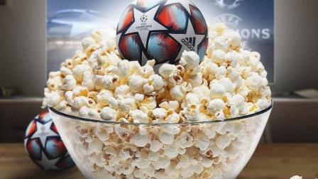 大戏即将开幕!欧冠抽签超燃宣传片 梅西C罗本赛季能圆梦吗
