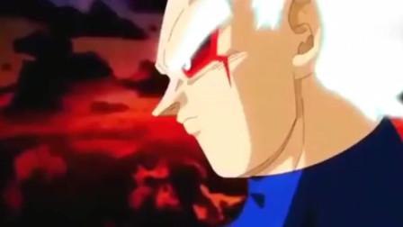七龙珠:悟空最强一次的超级赛亚人变身,打的元祖神毫无还手之力