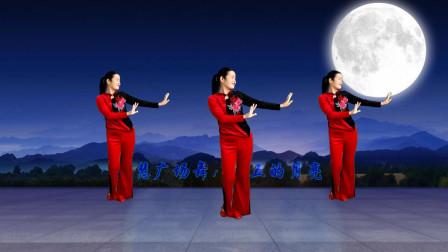 经典老歌欣赏《十五的月亮》十六圆,美好的前程走呀走不完