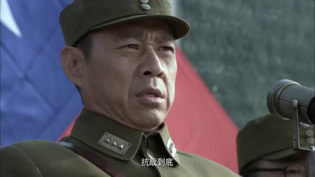 长沙保卫战:薛岳宁不降,带众将士宣誓:还我河山,驱逐日寇!