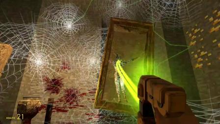 奥特曼:封印在山洞里的麦克斯奥特曼,都长蜘蛛网了