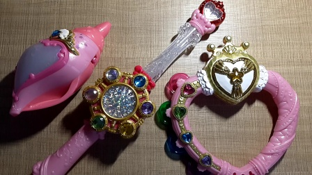 巴啦啦小魔仙之魔法海萤堡2(第二季)玩具旋律之心
