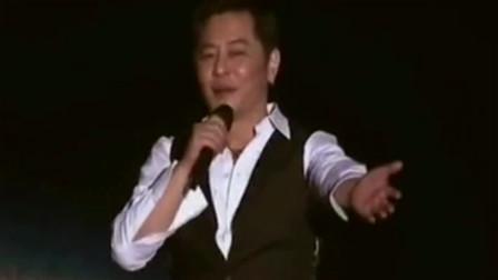 王杰演唱会邀请粉丝万合唱《一场游戏一场梦》这就是巨星的魅力!