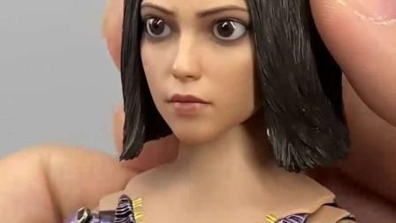 """一千多块的""""机械芭比娃娃""""见过吗"""