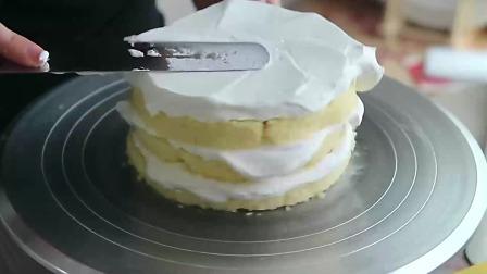 奶油蛋糕糖霜