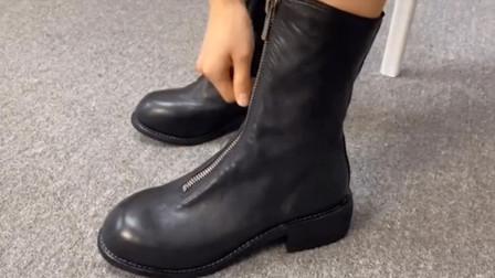 欧阳娜娜同款!这双鞋从来不做宣传,连防尘袋都没有