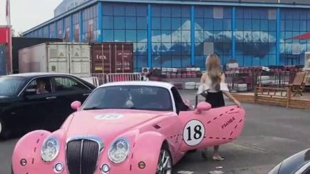 【小姐姐】欧阳小姐姐的粉色光冈女王实在是太好看了#车欧阳-Flora