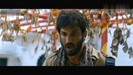 这才是印度精彩的警匪战斗叛匪大战警察老大被干掉了